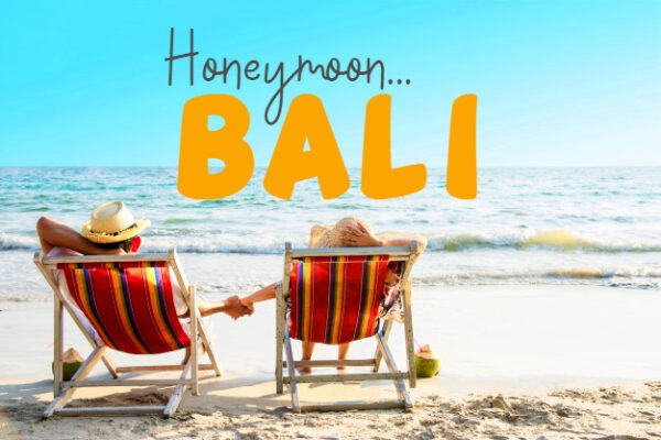 Bali for Couple